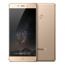 Nubia Z11 Android 6.0 Snapdragon 820 RAM 4GB 5.5 Inch 2.5D Screen 4G LTE Mobile Gold