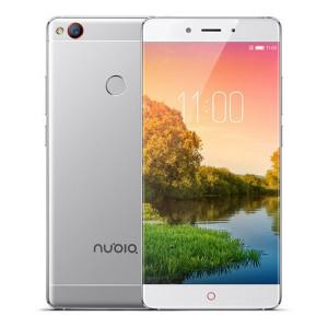 Nubia Z11 Snapdragon 820 Android 6.0 4GB 5.5 Inch Borderless Screen 64GB Mobile Silver