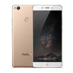Nubia Z11 Snapdragon 820 4GB Android 6.0 5.5 Inch 2.5D OIS Camera LTE Phone White&Gold