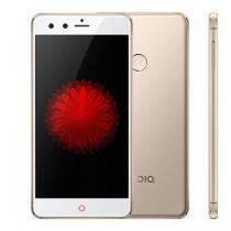 Nubia Z11 Mini Snapdragon 617 3GB 64GB 5 Inch 4G+ Dual Band Wifi Mobile Gold